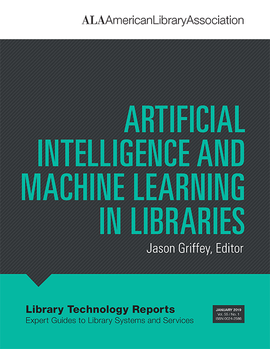 Cover image of Library Technology Report