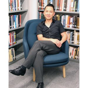The library establishes a writer-in-residence program, with Viet Thanh Nguyen as its first resident writer.