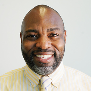 Kelvin Watson, director of Broward County Library