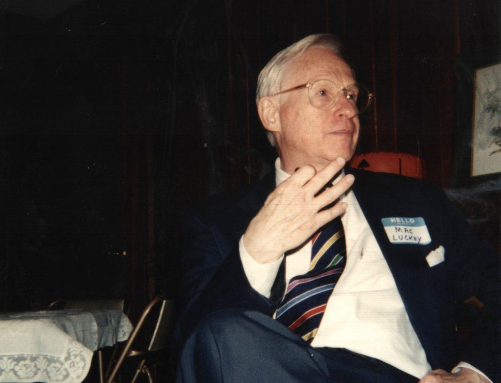 Dr. George Mac Luckey