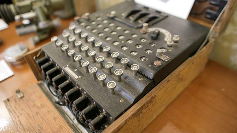 German WWII Enigma