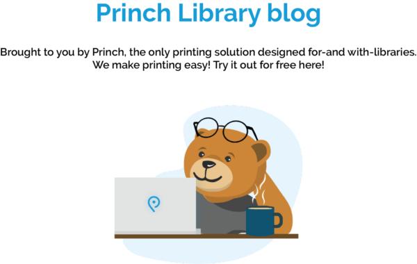 Princh Blog Banner