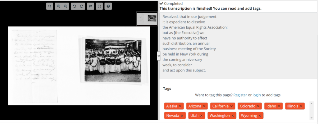 A screenshot of the By the People crowdsourcing platform.