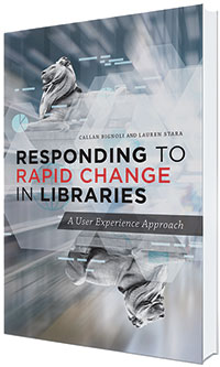 Cover of Responding to Rapid Change in Libraries