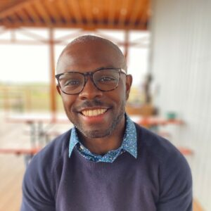 Photo of Marcus Nappier, Digital Collections Specialist