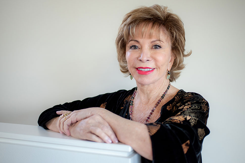 Author Isabel Allende (Photo: Lori Barra)