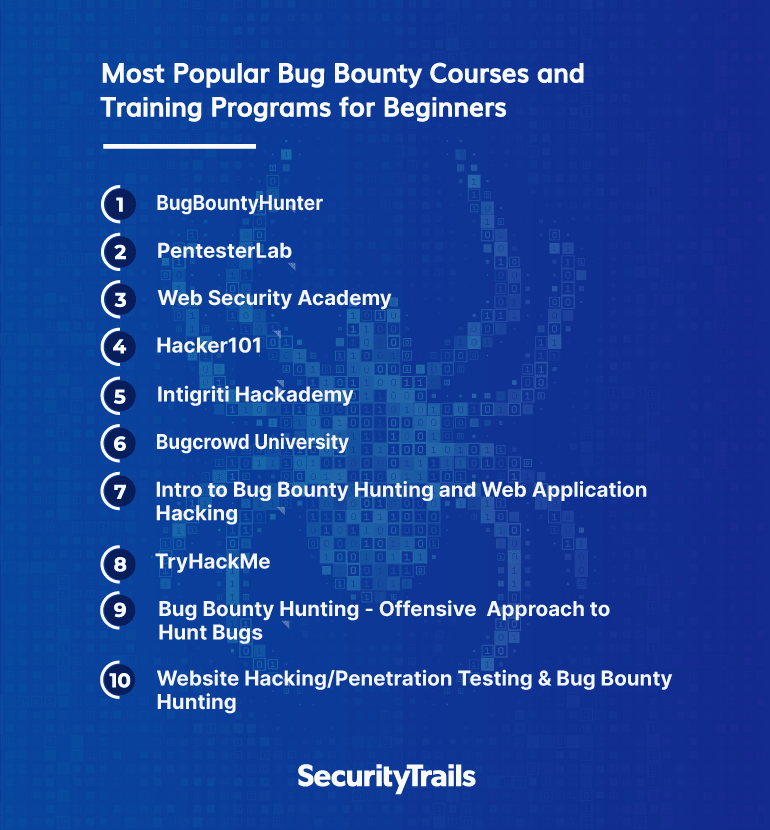 Most Popular Bug Bounty Courses